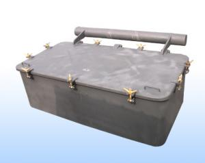 China Carbon Steel Access Hatches For Boats 4-12mm Thickness Of Cover on sale