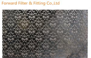 China Metal Casting Products Rain / Roof / Aluminum Gutter Guard / Mesh Gutter Leaf Guards on sale