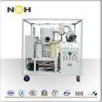 High Voltage Transformer Oil Purifier Insulation Oil Treatment Plant
