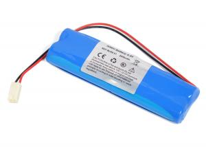 China 4.8 V Rechargeable Battery Pack, 2000mAh NiMh Battery For Accucheck Martel Printer on sale
