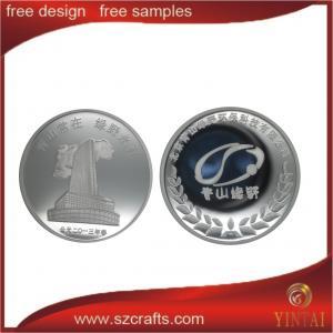 China 1 troy oz. templar coin silver/ gold souvenir metal coin on sale
