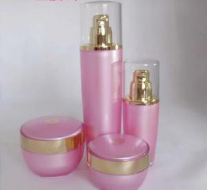 Quality 15g 30g 50g Acrylic cosmetic jar for sale