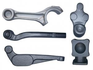 China Customized Truck Spare Parts Sand Casting , Heavy Truck Parts Customized Size on sale
