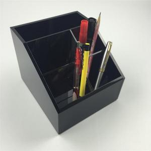 China Clear fashion acrylic pen display holder customized on sale