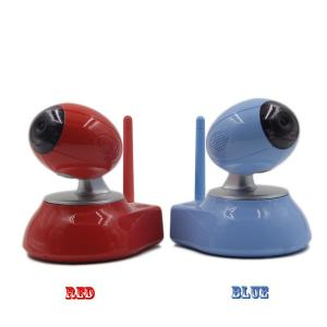 China CMOS  PIR IP Camera Night Vision , Smart Baby Monitor Camera With Network Video Phone on sale