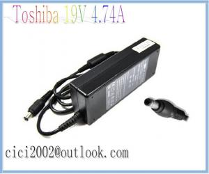 China Brand New Toshiba L200 L201 19V 4.74A 90W Ac Power Adapter for Notebook Replace 5.5*2.5 DC on sale
