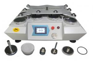 China Martindale Abrasion And Pilling Tester on sale