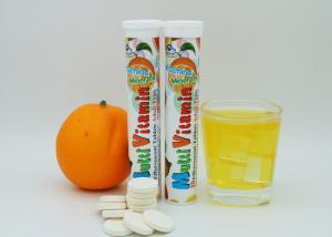 Popular Private Label Effervescent Tablets Food Supplement