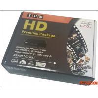 IPM HD UP MPEG-4 satellite receiver