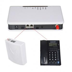 China Fixed Wireless Minal GSM Dialer SIM Card GSM Dialer Fixed Wireless Terminal 850/900/1800/1900Mhz Calling translate Alarm on sale