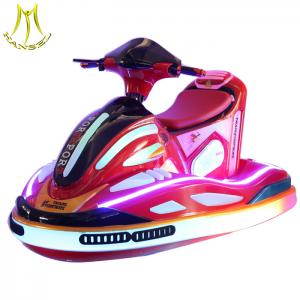 China Hansel amusement park train rides for sale electric entertainment motorcycle ride for sales on sale