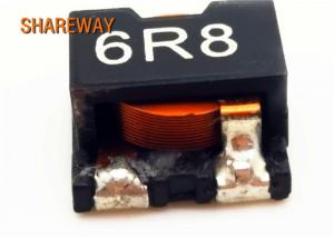 China 22uh-6800uH Common Mode Power Line Choke Inductor / Transformer LPE6562ER221NU supplier