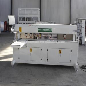 China Horizontal Side Hole Drilling Machine CNC Automatic For Wood Door Plate on sale