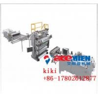 1-4mm Thickness Low Cost Nice Outlook PVC Artificial Marble Machine / PVC Faux Marble Making Machine