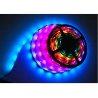 Waterproof LED Flexible Strip Lights , Commercial Dimmable Lighting