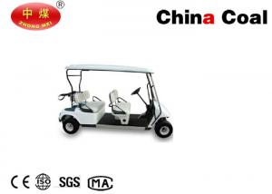 China Leisure Transport Scooter Vehicle 3kw 4 Seater Electric Club Car Golf Carts for 2 or 4 People on sale