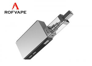 China 80watts 21A Temperature Control e Cig Vape Mods , Small Size on sale