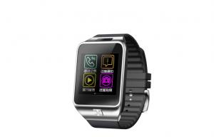 China GF Capacitive Touch Screen MTK 3G Bluetooth Smart Watch Wristwatch With Camera on sale