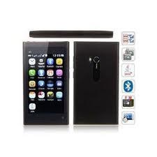 China A5000 dual sim quad band GPS Unlocked Cell Phone with Android 2.2 OS WiFi TV  on sale