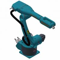 Economical Wireless Robotic Arm , Mini Robot Arm For Partners