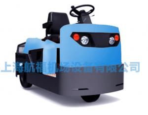 China Small Electric Tow Tractor HFDQY060 Low Consumption With Protective Device on sale