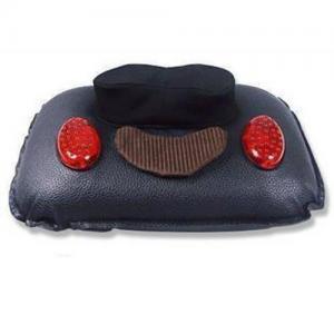 China Cou et coussin arrière de massage de Shiatsu on sale