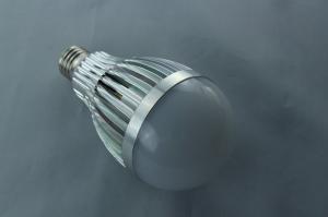 China 7W E27 LED Globe Bulbs Lamp, Household LED Light Bulbs White Color on sale