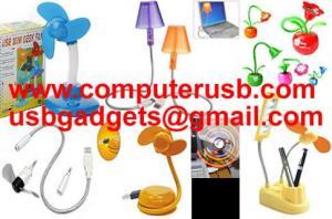 China USB Fan USB Light China factory on sale