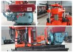 ST150 Core Drill Rig Machine For Hard Rock Drilling 13.3kw Power