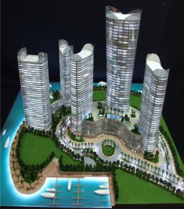 China Acrylic and ABS Architectural model buildings , architecture model maker on sale