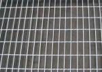Twisted Bar Stainless Steel Floor Grating , ISO9001 Industrial Floor Grates
