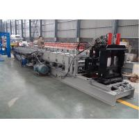 Full Automatic CZ Purlin Roll Forming Machine , Purlin Roll Former 1.5-3.0mm Thickness