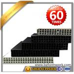 建築材料の値段表の構造の閉める板プラスチック フレームワーク