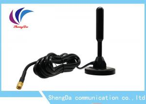 China 50 Watt 4G LTE Antenna Omni Directional RG58 Cable 3 Meter 5dbi ROHS Approval on sale