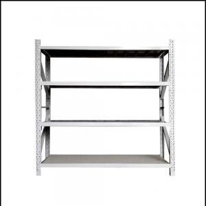 China Customized durable garage storage shelves, light duty racking system, warehouse storage shelves on sale