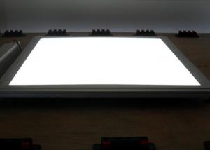 China Surface Mounted Flat Ultra Thin Led Light Panel 595x595 40w Ceiling Led Panel 60x60 on sale