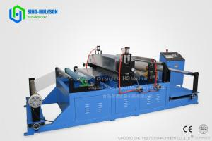 China Sinohs CE ISO Plastic Bopp Film Needle Perforation Machine, Holiday Promotion! on sale