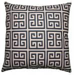 Navy Blue Polyester / Fleece Pillow Cushion Covers Couch Throw Pillows Decorative Pillows