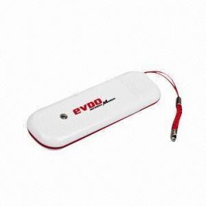 China Unlocked CDMA1X EVDO Wireless Data Card Driver on sale