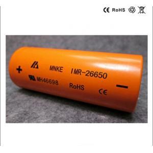 China Batterie de haute qualité de Rechargable de lithium d'IMR 26650 3.7V 3500mAh de l'original MNKE ! ! surface plane on sale