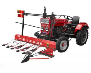 Mini Reed Harvester Machine Front Mounted Reaper Head For Corn