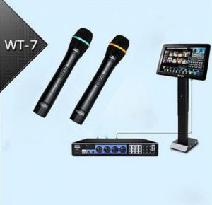 China KARAOKE machine System Jukebox 3TB HD +Wired Microphone+19 Touchscreen Monitor on sale