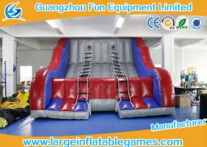 China Funn Inflatable Sport Games ,  Inflatable Jacobs Ladder For Children on sale