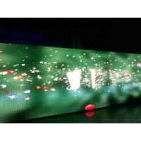 High Brightness Outdoor Led Mesh Screen P18.75 For Public Square