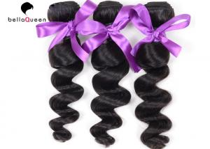 China Raw Brazilian Loose Wave Double Weft Hair Extensions Unprocessed on sale