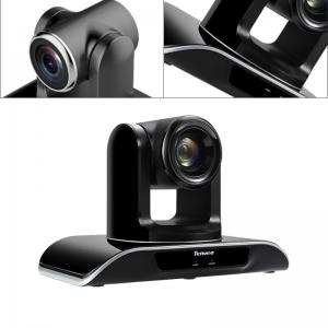 China Ultra HD 60FPS Camcorder Video Conference Camera With Microphone Wide Angle Lens on sale