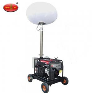 China MO-1200Q Portable LED Balloon Light Towers for Sale on sale