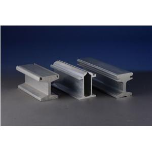 China High Precision 6061 T6 Aluminum Industrial Profile for Subway / structural aluminum extrusions on sale