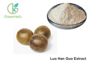 China Natural Sugar Substitute Luo Han Guo Extract Powder Momordica Grosvenori Swingle on sale