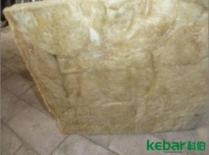 China Keba Insulation Rock Wool Felt on sale